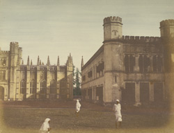 Bishop's College Chapel, Calcutta